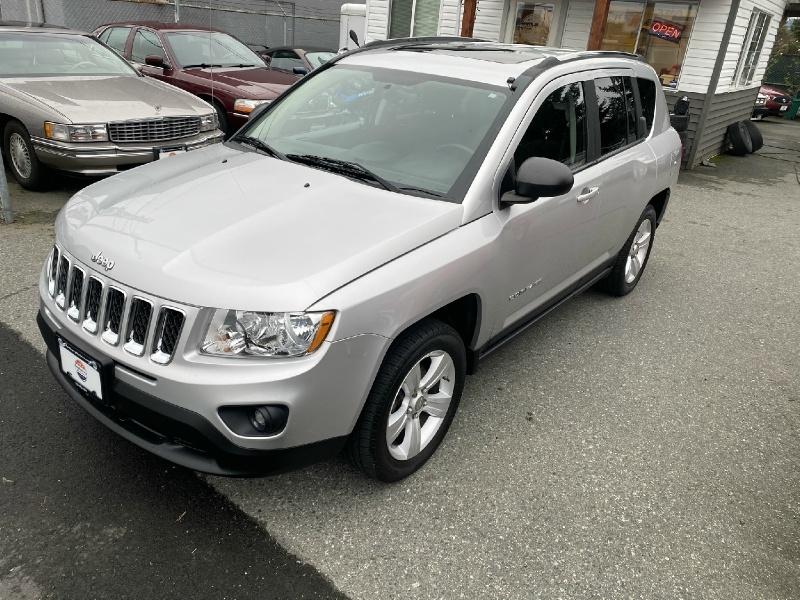 Jeep Compass 2012 price $7,995