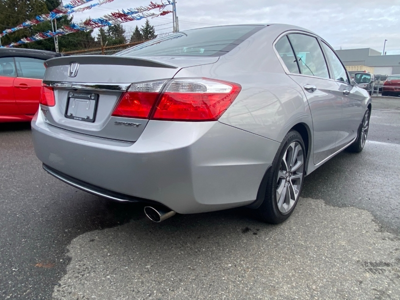 Honda Accord Sedan 2014 price $16,995