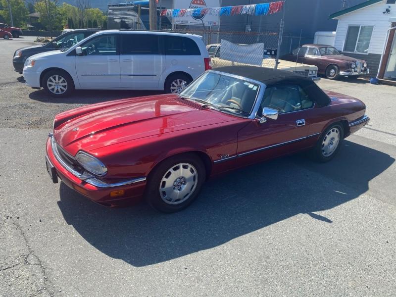 Jaguar XJS Convertible 1996 price $14,995