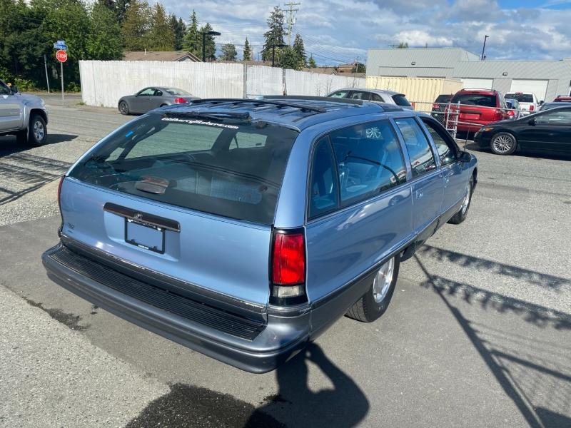 Oldsmobile Custom Cruiser 1992 price $16,995