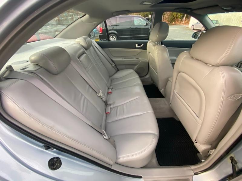 Hyundai Sonata 2007 price $3,995