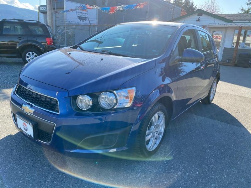 Chevrolet Sonic 2012 price $6,995