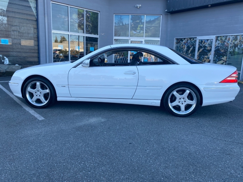 Mercedes-Benz CL600 2000 price $15,995