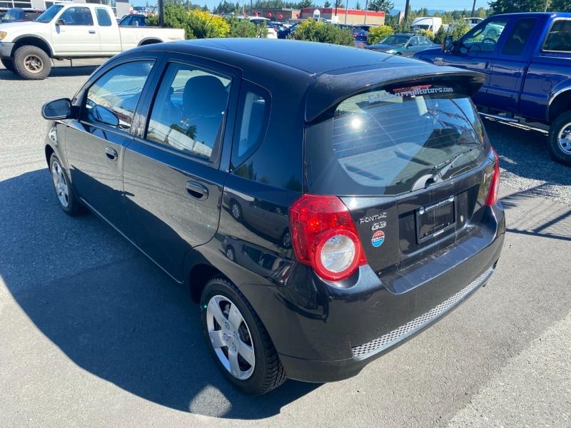 Pontiac G3 Wave 2009 price $3,995