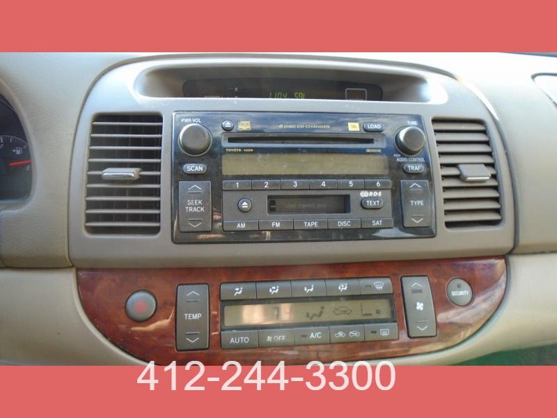 Toyota Camry 2005 price $6,785