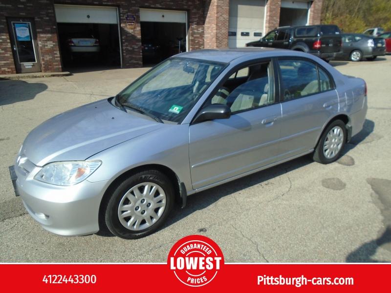 Honda Civic Sdn 2005 price $5,495