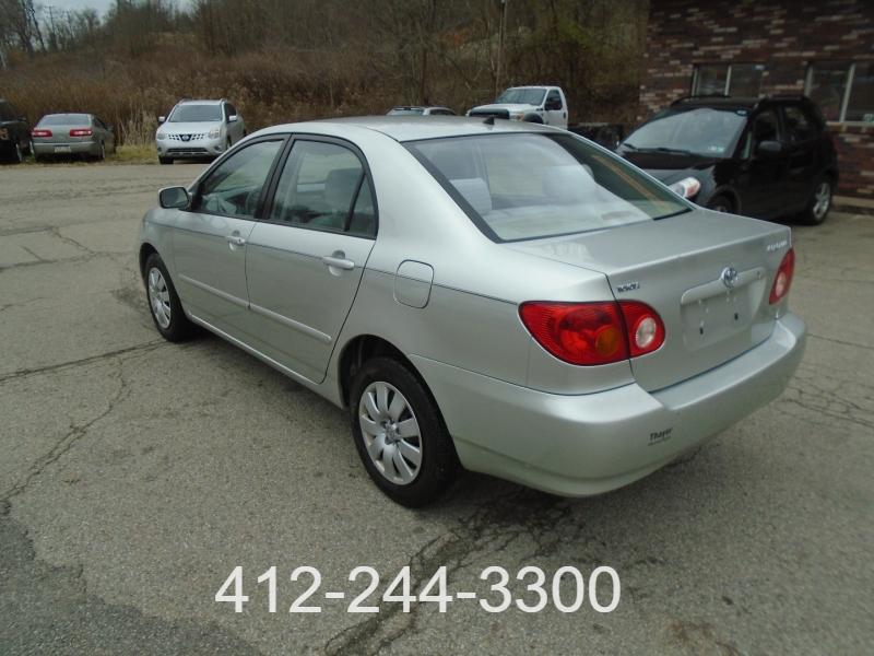 Toyota Corolla 2004 price $4,495
