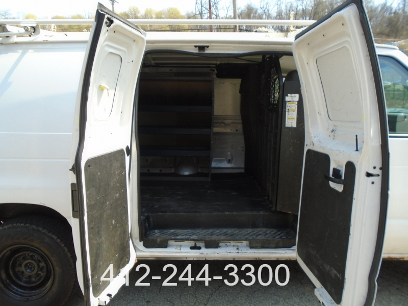 Ford Econoline Cargo Van 2011 price $9,995
