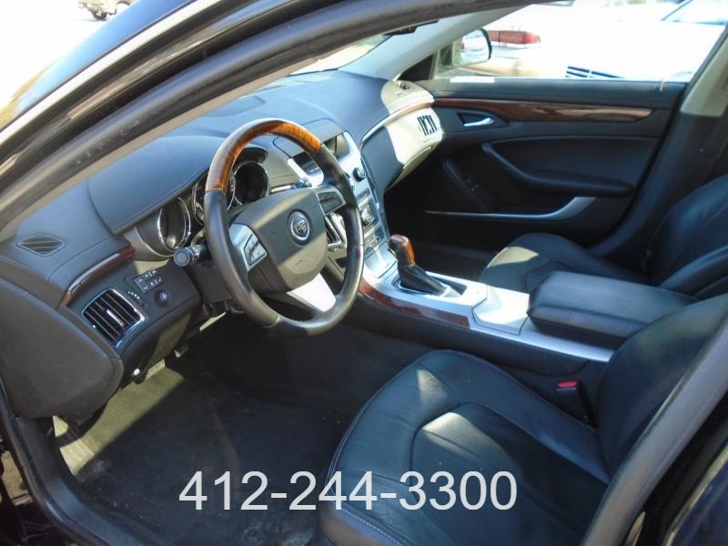 Cadillac CTS Sedan 2012 price $10,995