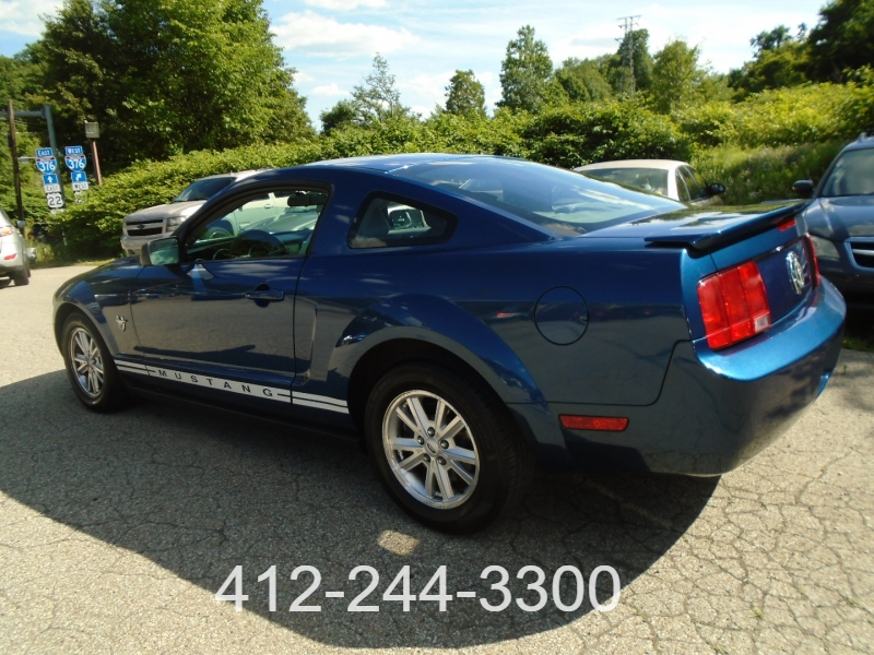 Ford Mustang 2009 price $7,995