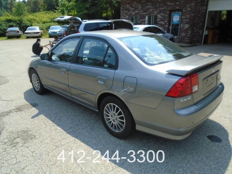 Honda Civic 2005 price $5,595