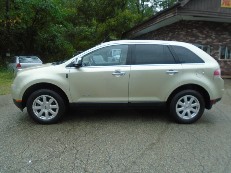 Lincoln MKX 2010 price $11,495