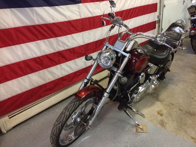 HARLEY DAVIDSON SOFTAIL CUSTOM 2008 price $7,495