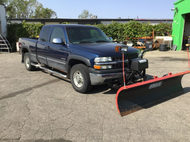 CHEVROLET SILVERADO 2500 2002 price $7,995