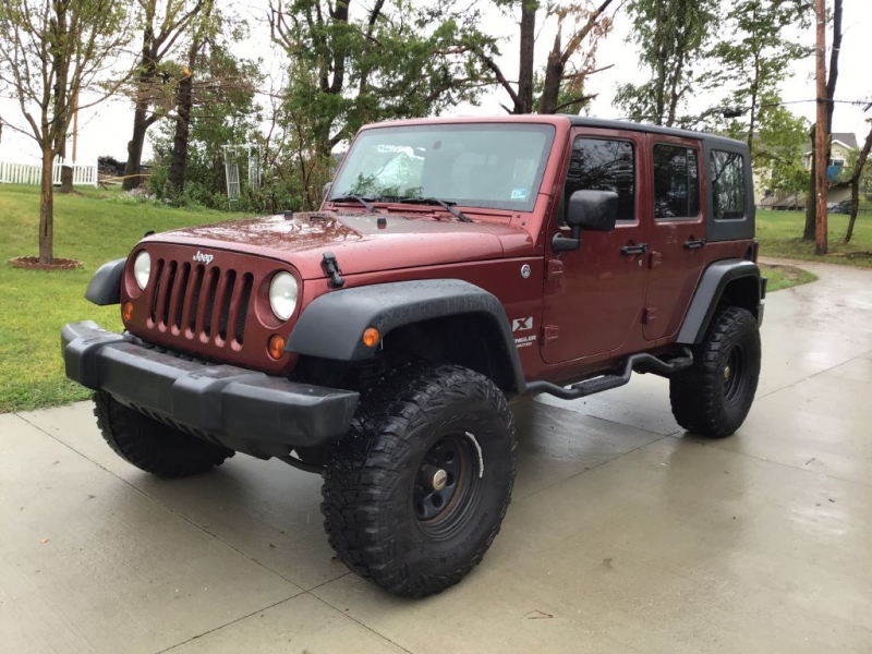 JEEP WRANGLER UNLIMI 2008 price $23,995