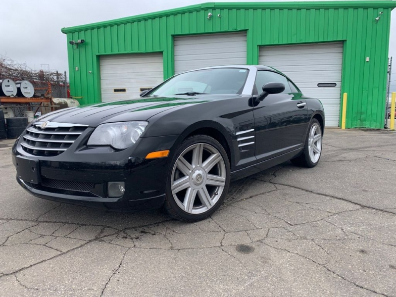 CHRYSLER CROSSFIRE 2004 price $9,995