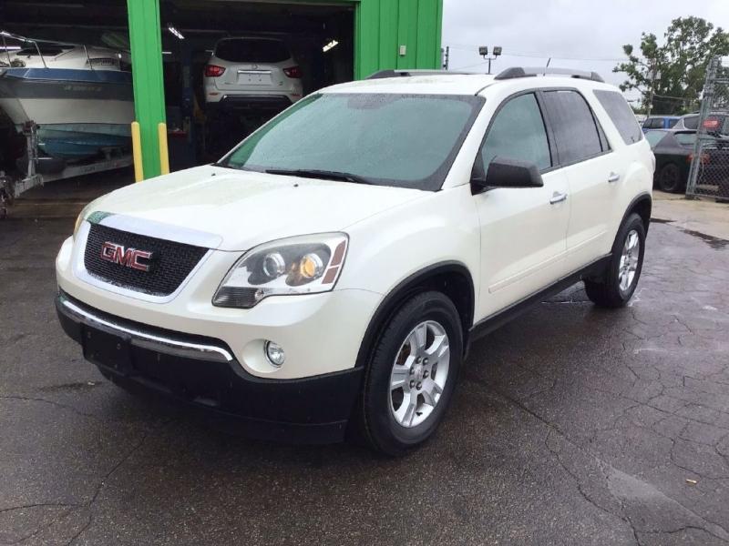 GMC ACADIA 2011 price $12,495