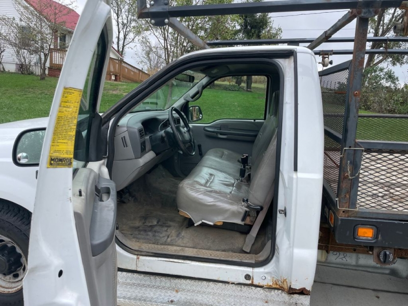 FORD F250 2001 price $4,995