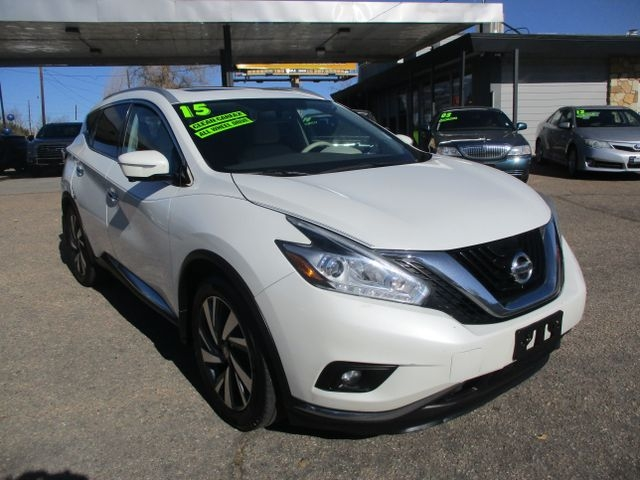Nissan Murano 2015 price $19,999