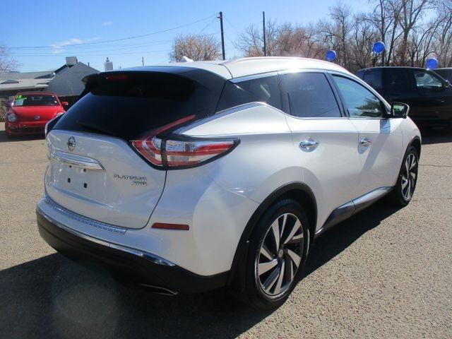 Nissan Murano 2015 price $16,999