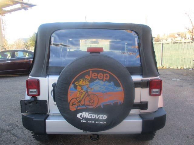 Jeep Wrangler 2008 price $15,999