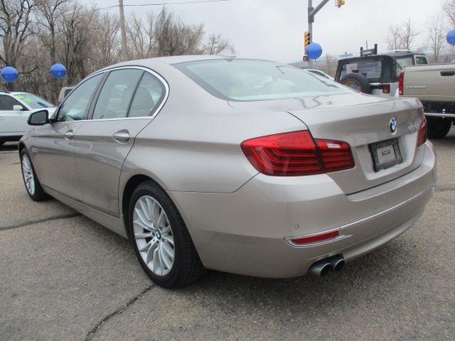 BMW 5 Series 2015 price $18,999