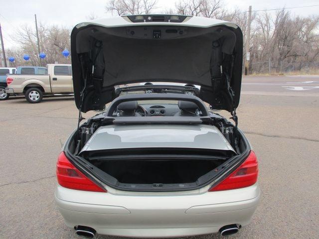 Mercedes-Benz SL-Class 2003 price $16,499