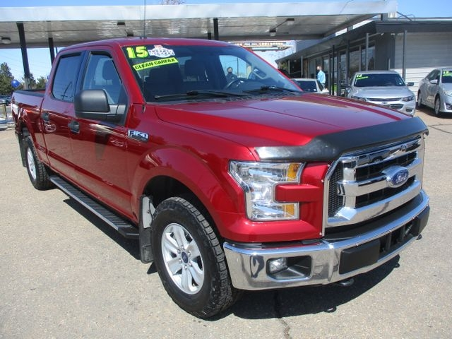 Ford F150 SuperCrew Cab 2015 price $27,999