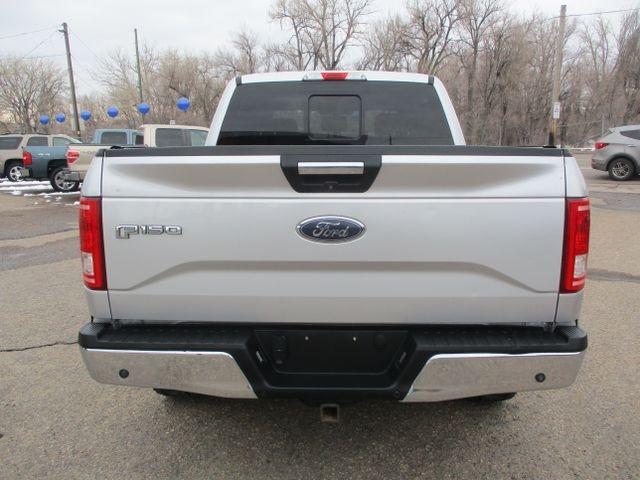 Ford F150 SuperCrew Cab 2015 price $28,999