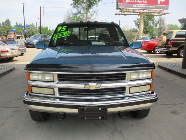 Chevrolet 3500 HD Extended Cab 1995 price $18,999