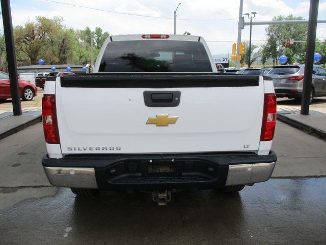 Chevrolet Silverado 1500 Crew Cab 2012 price $21,499
