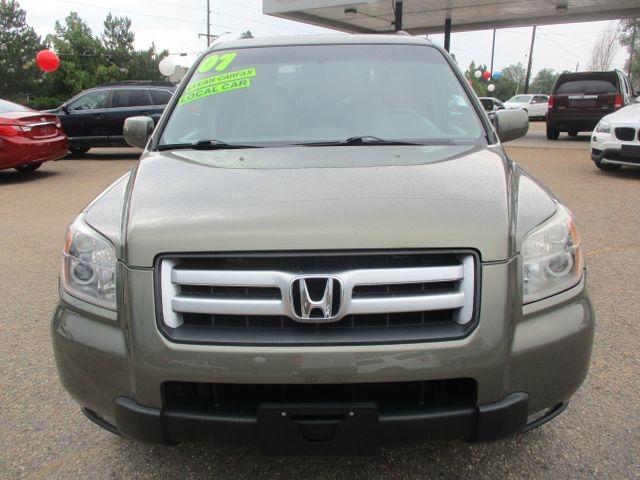 Honda Pilot 2007 price $7,799