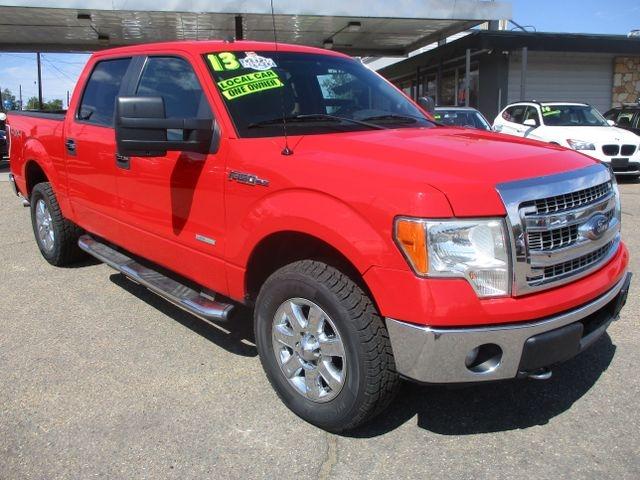 Ford F150 SuperCrew Cab 2013 price $19,999