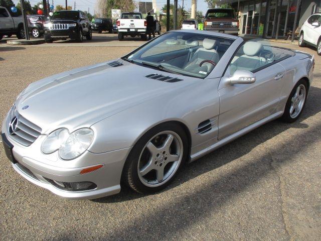 Mercedes-Benz SL-Class 2003 price $19,999