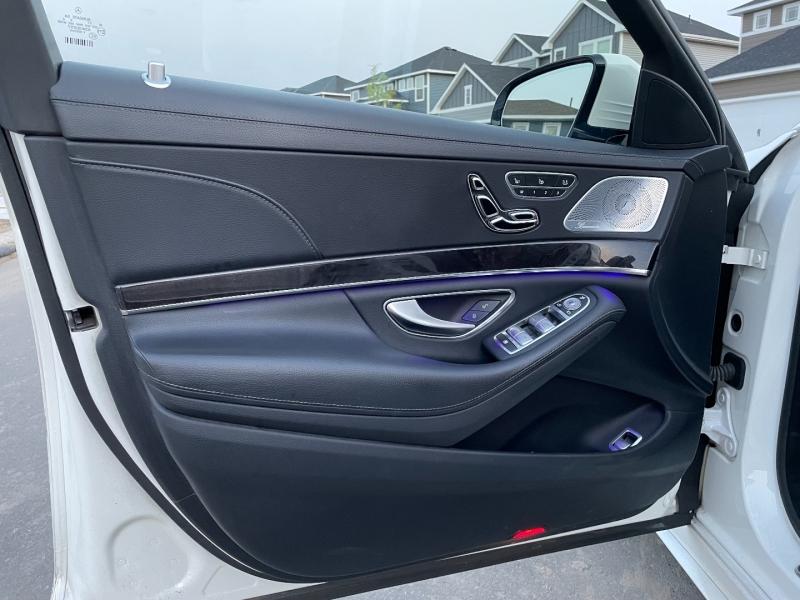 Mercedes-Benz S-Class 2015 price $35,990