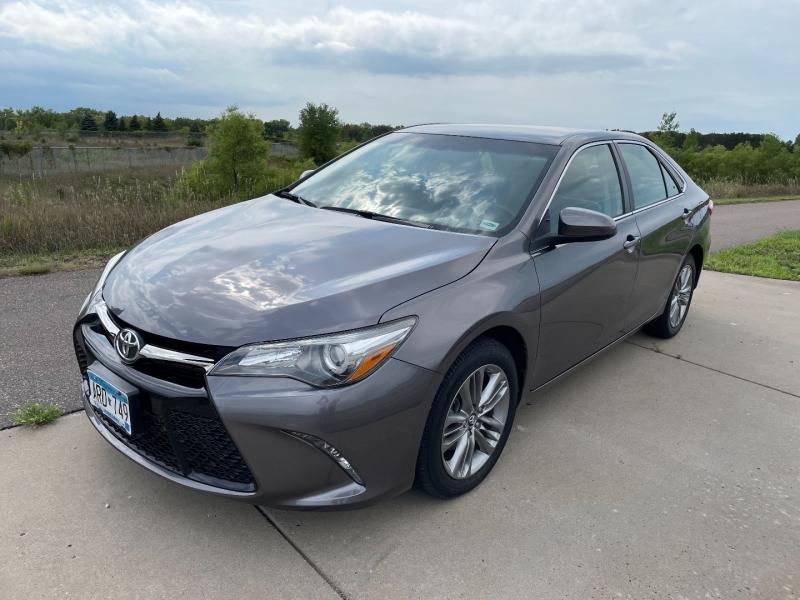 Toyota Camry 2017 price $14,990