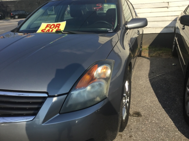 Nissan Altima 2008 price $4,000