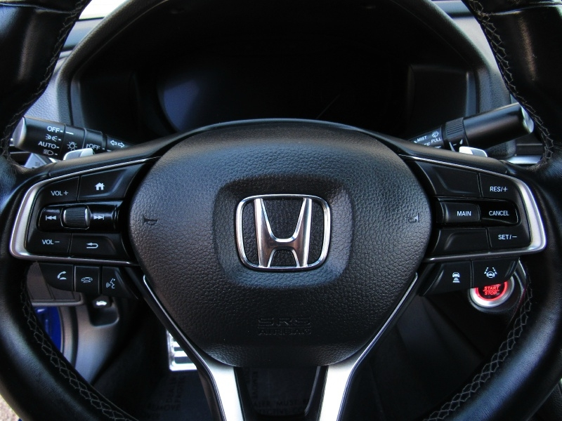 Honda Accord Sport,Apple,Android Car-Play 2019 price $25,495