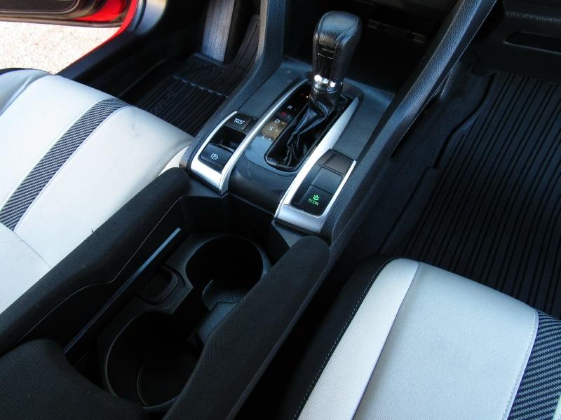 Honda Civic Coupe LX, Bluetooth, Back-Up-Cam 2017 price $14,995