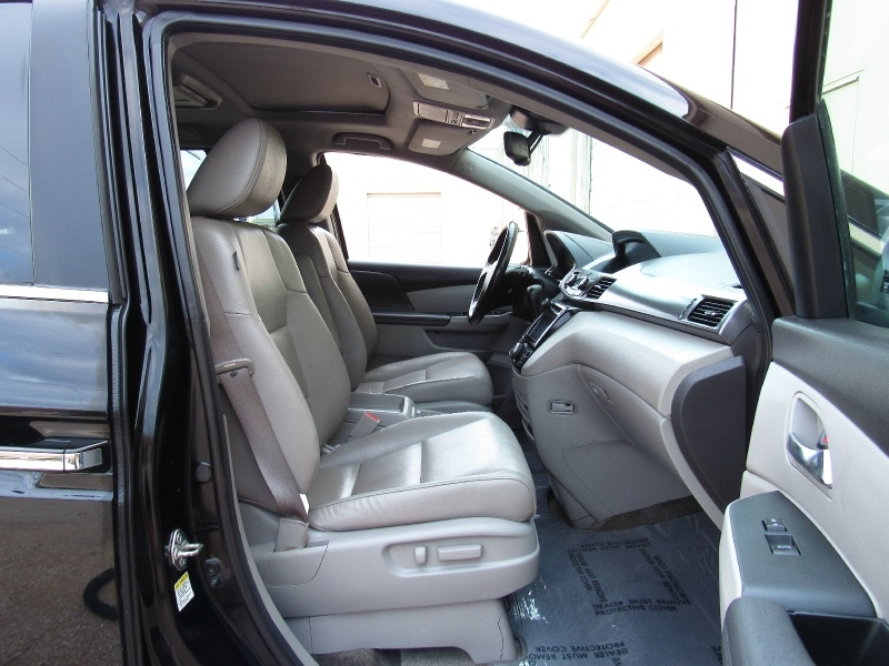 Honda Odyssey 2015 price $17,995