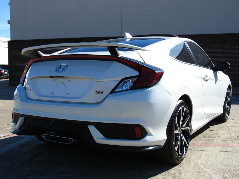 Honda Civic Si Coupe,Apple & Android Car-Play 2018 price $22,995