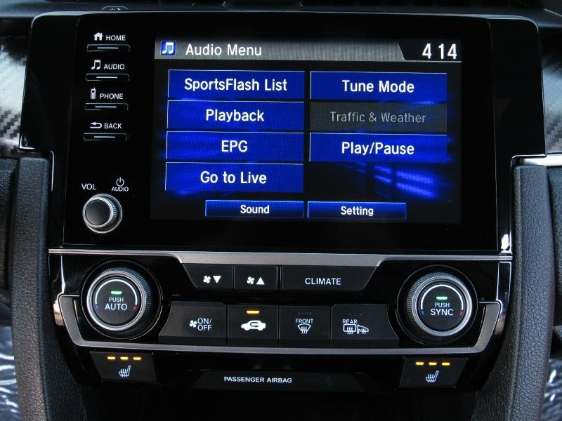 Honda Civic Si,Apple & Android Car-Play 2019 price $23,495