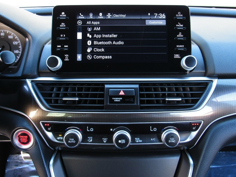 Honda Accord Sedan Sport 2.0T 2018 price $25,495