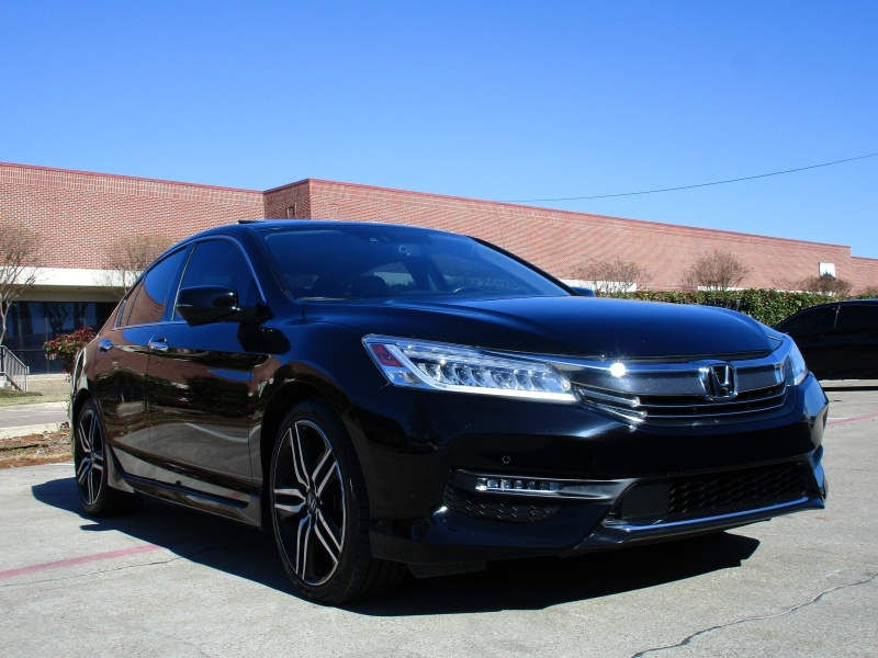 Honda Accord V6 Touring Package 2016 price $20,995