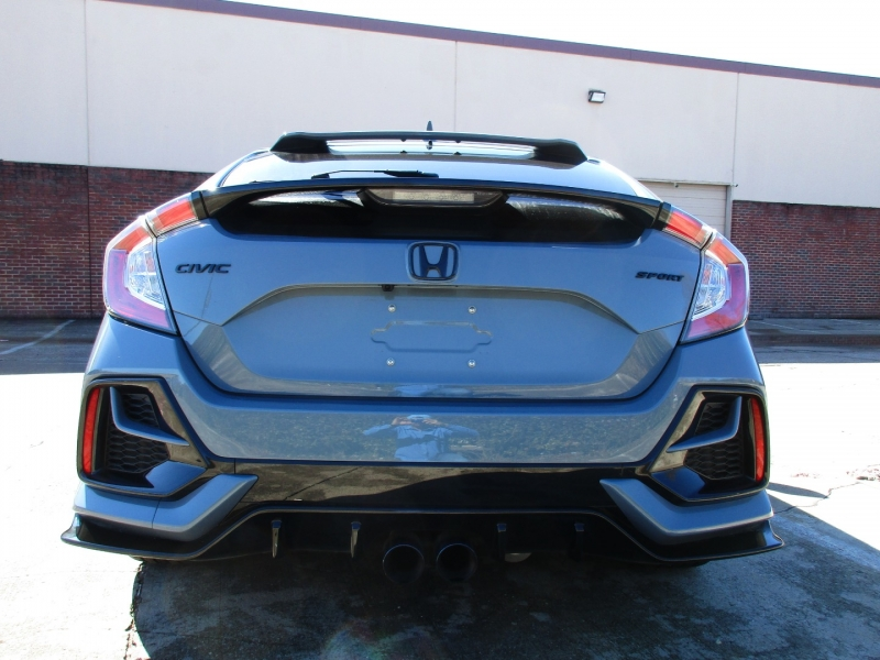 Honda Civic Hatchback Sport 2020 price $21,995