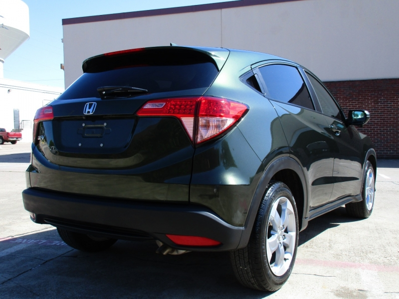 Honda HR-V 2017 price $21,499