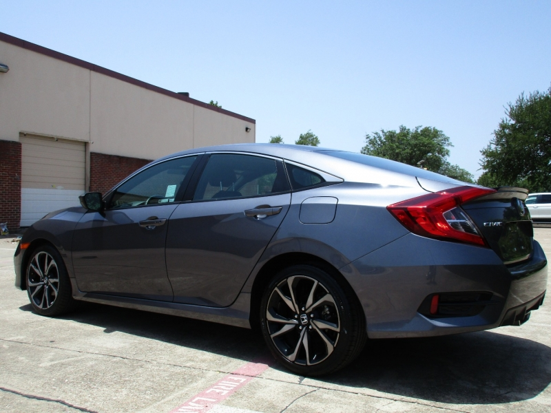 Honda Civic Sedan 2019 price $20,495