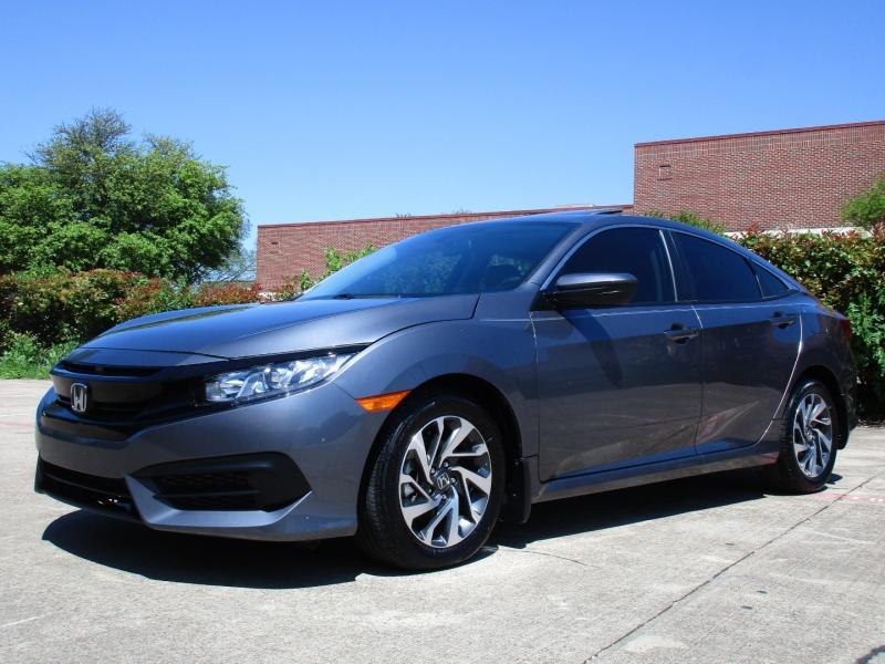 Honda Civic Sedan 2017 price $20,995