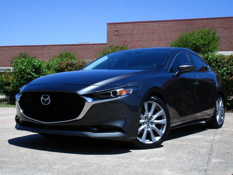 Mazda Mazda3 Sedan 2019 price $19,995