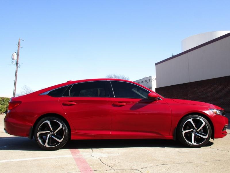 Honda Accord Sedan Sport 2018 price $24,995